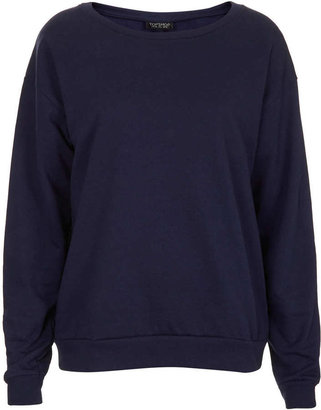 Topshop Long sleeve sweat