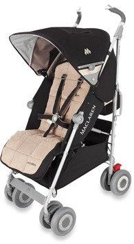 Maclaren Techno XLR Stroller - Black/Champagne