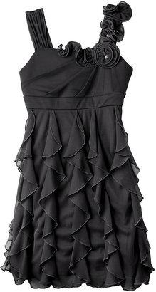 Amy Byer BCX Girls Dress, Girls Cascade Dress