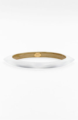 Alexis Bittar 'Lucite®' Skinny Square Bangle