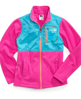 The North Face Kids Jacket, Girls Glacier Fleece Jacket
