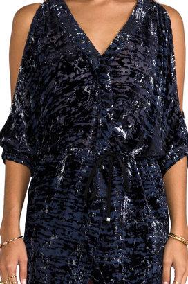 Gypsy 05 Open Shoulder Dress with Drawstring Waist