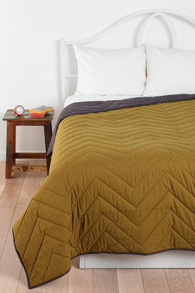 Urban Outfitters Magical Thinking Zigzag Stitch Quilt