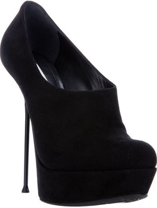 Gianmarco Lorenzi Collector stiletto ankle boot