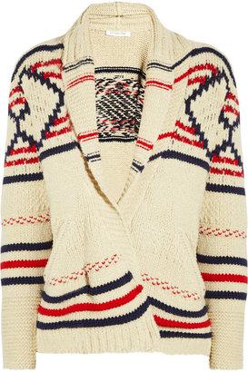 Etoile Isabel Marant Kiliann cotton-blend cardigan