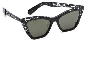Karen Walker Siouxsie Filigree Sunglasses