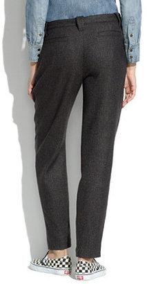 See by Chloe Pleated Tweed Trousers