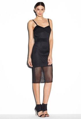 Milly Bustier Strap Dress