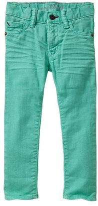 Gap Skinny fit colored jeans