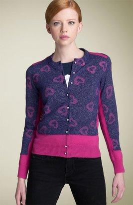 Marc by Marc Jacobs Print Cardigan