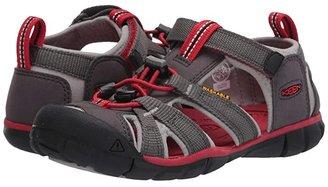 Keen Kids Seacamp II CNX (Little Kid/Big Kid) (Magnet/Drizzle) Kids Shoes