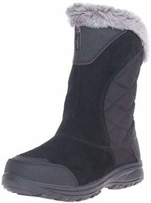 Columbia Women's Ice Maiden II Slip Winter Boot $80 thestylecure.com