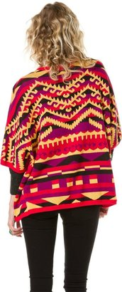 Mad Love Indian Summer Cape