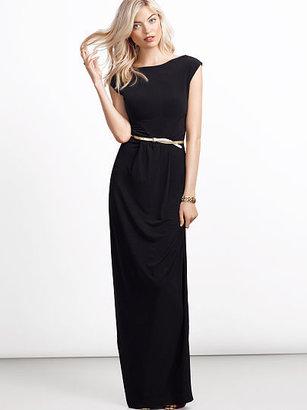 Victoria's Secret Cap-sleeve Maxi Dress