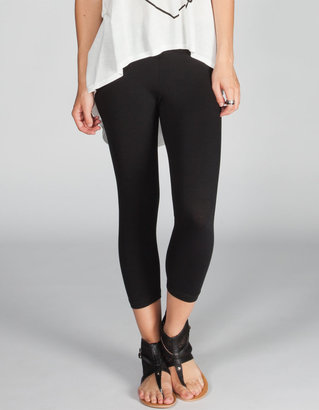 Full Tilt Womens Capri Leggings