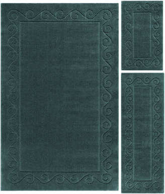 JCP HOME JCPenney HomeTM Majestic Scroll Border 3-pc. Rug Set
