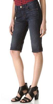 J Brand 1049 Low Rise Cuffed Shorts