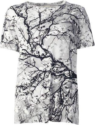 Mary Katrantzou digital print t-shirt