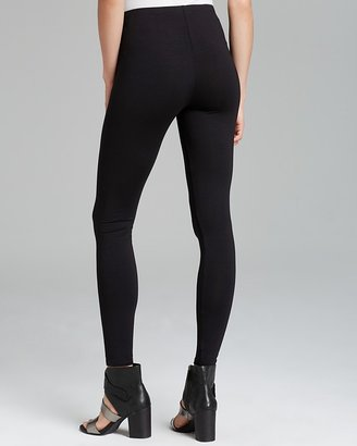 Eileen Fisher Viscose Jersey Ankle Leggings
