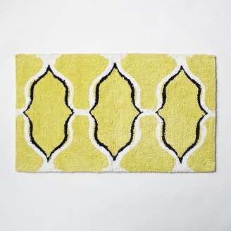 west elm Ogee Chain Bath Mat