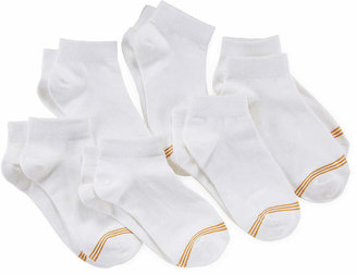 Gold Toe 6 Pair Quarter Socks Girls Preschool / Big Kid