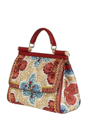 Dolce & Gabbana Medium Sicily Bag