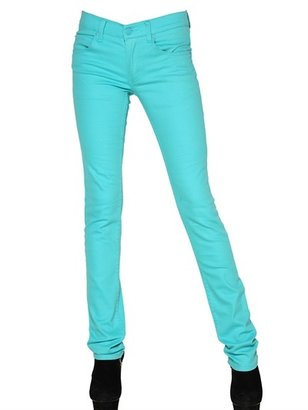 Cheap Monday 5 Pocket Low Rise Stretch Denim Jeans