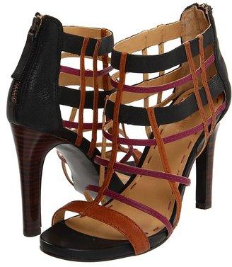 Nine West LiveLoud (Black Multi Leather) - Footwear