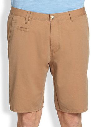 HUGO BOSS Crueso Cotton Shorts