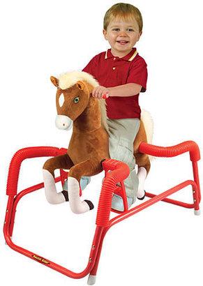 Tek Nek Lightning Animated Plush Rocking Horse