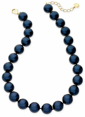 Charter Club Imitation 14mm Pearl Collar Necklace