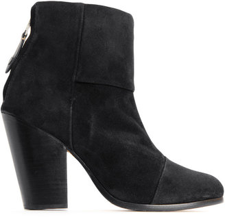 Rag and Bone Classic Newbury - Asphalt Suede