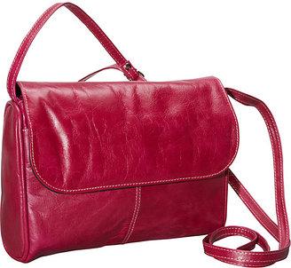 David King & Co. Florentine Flap Front Handbag