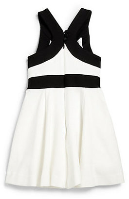 Milly Minis Girl's Combo Tennis Dress