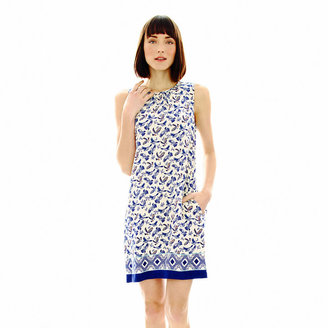 Joe Fresh Joe FreshTM Sleeveless Print Dress