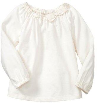 Gap Long-sleeve bow top