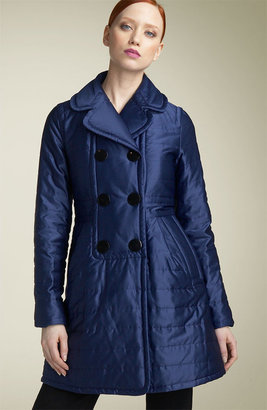 Marc by Marc Jacobs Satin Puff Coat