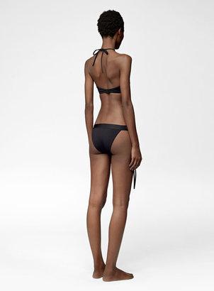 Proenza Schouler Front Tie Bandeau Bikini