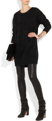 Acne Wham oversized knitted sweater