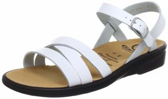 Womens SONNICA, Weite E Open Sandals Black Size: 3.5 Ganter