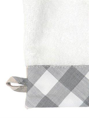 Burberry 2 Piece Cotton Hooded Towel Set