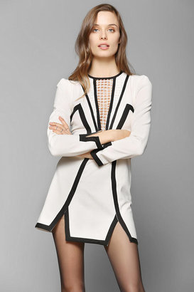 Finders Keepers By The Way Mesh-Inset Dress