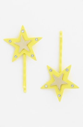 Fantasia Accessories Star Bobby Pins (Girls)