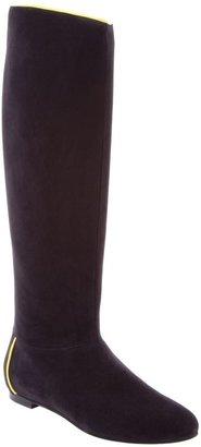 Aperlaï flat knee-high boots