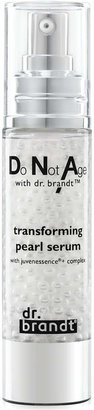 Dr. Brandt Do Not Age Transforming Pearl Serum, 1.7 Oz $152 thestylecure.com