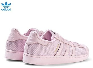 adidas Pink Superstar Trainers