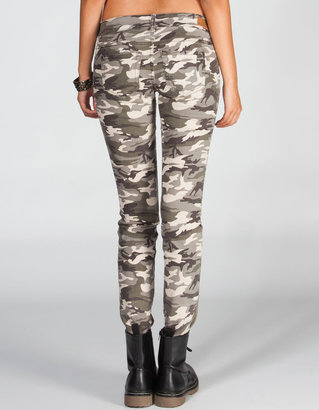 Tinseltown Camo Womens Pants