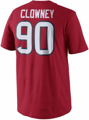 Nike Men Short-Sleeve Jadeveon Clowney Houston Texans T-Shirt