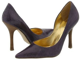 GUESS by Marciano Carrie3 (Luxe Purple Shiny Snake)