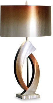 Bed Bath & Beyond Swerve Table Lamp